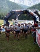 Salida del Campeonato de Europa de Skyrunning – Kilómetro Vertical