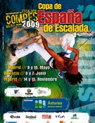 Cartel Copa de España 2009