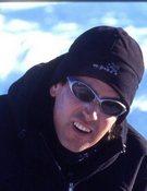 Carles Gel en la Laponia sueca