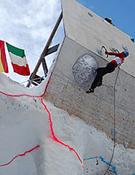 Arranca la Copa del Mundo de Escalada en Hielo 2010
