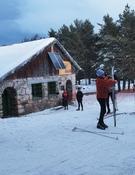 Centro de Esquí Nórdico de Navafría, Guadarrama