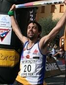"Tòfol Castanyer vence en la ""V Puyada a Oturia"" 2009"