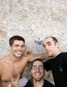 Pablo Barbero, Jose Luis Palao y Luis Alfonso Félix en Cuenca