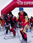 Salida del Campeonato de España de cronoescaladaFoto Valentí Zapater