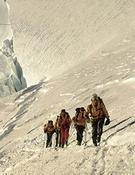 Ascensión al Cerro Tronador, Patagonia