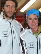 Oscar Roig y Gemma Arro