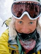 Vanessa Addison. ©Colección Vanessa Addison/Equipo Femenino de Alpinismo.