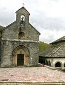 Iglesia en Navarra.