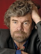 Reinhold Messner. Foto: Sergio Prieto / Desnivelpress