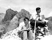 Alfonso y Juan Tomás desde Tiro Tirso
