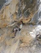 Ramonet en Barrakito puro y duro. Foto: M. Alba