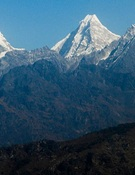 El Takargo, en el Himalaya nepalí. Foto: J. Puryear / D. Gottlieb
