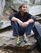 Chris Sharma. Foto: Coburn Dukehart