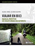 Portada del manual Viajar en bici