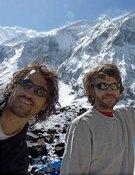 Ramos y Egocheaga también pretenden hacer cumbre mañana. Foto: Kinga Baranowska
