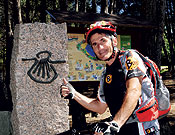 Juanjo Alonso en el Camino