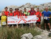 Cursa Vall Soller 2010. Homenaje a Tolo Calafat
