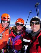 Cumbre del Monte Sarmiento. Foto Ralf Gantzhorn