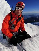 Jasper primera a la norte del Monte Sarmiento. Foto Ralf Gantzhorn