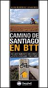 Portada de la guía Camino de Santiago en BTT