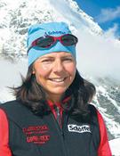 Gerlinde Kaltenbrunner. Foto salzburger-fenster.at