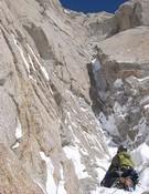 Subida de granito Denali Diamond.Foto:Hiroshi Hagiwara