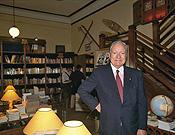 Maurice Herzog en la Librería Desnivel