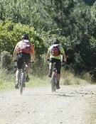 Bellos tramos en bicicleta. Foto: Raid Somozas Extreme