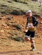 Toni Arbonés durante la carrera