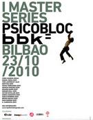 Cartel psicoblog competición Bilbao