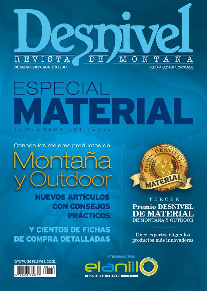 Portada del Especial Material 2011/2012 en ALTA