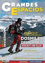Portada de la revista Grandes Espacios nº50 (diciembre 2011) en BAJA