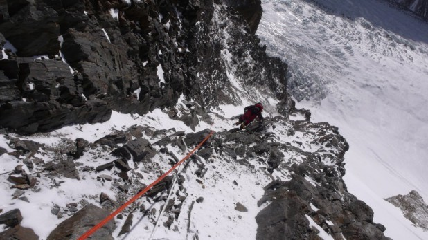 Expedición rusa al K2 invernal 2012