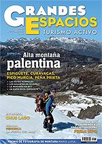 Portada de la revista Grandes Espacios nº175 (marzo 2012) en BAJA