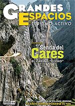 Portada de la revista Grandes Espacios nº177 (mayo 2012) en BAJA