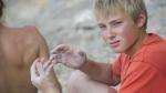 Alexander Megos, 19 años, el escalador más joven participante en el The North Face Kalymnos Climbing Festival 2012