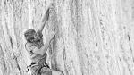Alexander Megos escalando en Kalymnos. The North Face Kalymnos Climbing Festival 2012
