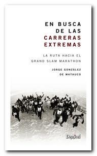 Portada del libro 'En busca de las carreras extremas' [BAJA]