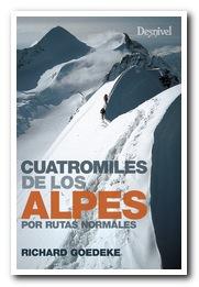 Portada Cuatromiles de los Alpes. [NO USAR]