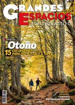 Portada de la revista Grandes Espacios nº 203 Especial Otoño 2014. [BAJA]