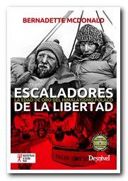 Portada del libro: Escaladores de la libertad. [BAJA]