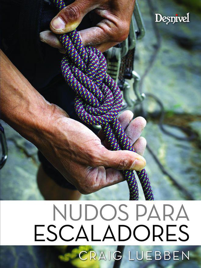 Portada del libro: Nudos para escaladores. [WEB]