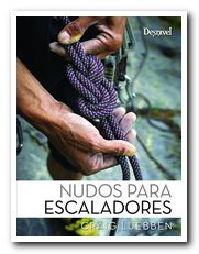 Portada del libro: Nudos para escaladores [BAJA]