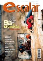 Portada de la revista Escalar nº 69. Febrero-Marzo 2015 [BAJA]