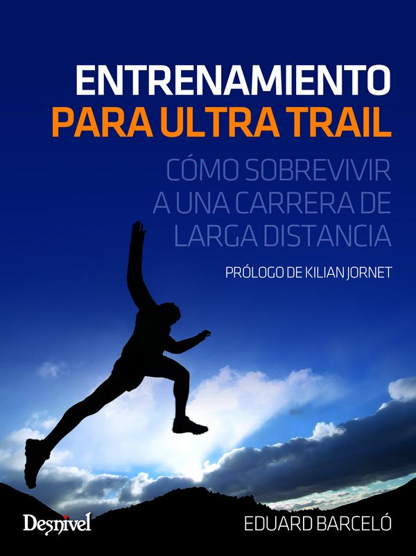 Portada del manual Entrenamiento para Ultra Trail [WEB]