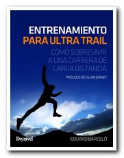 Portada del manual Entrenamiento para Ultra Trail [NO USAR]