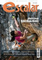 Portada de la revista Escalar nº 97. Abril-mayo 2015 [BAJA]