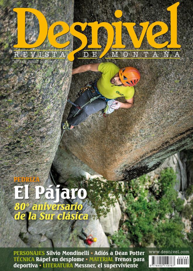 Revista Desnivel nº 348. Junio 2015. [WEB]