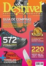 Portada Especial Material 2015 / 2016. Guía de compras de material de montaña. [BAJA]