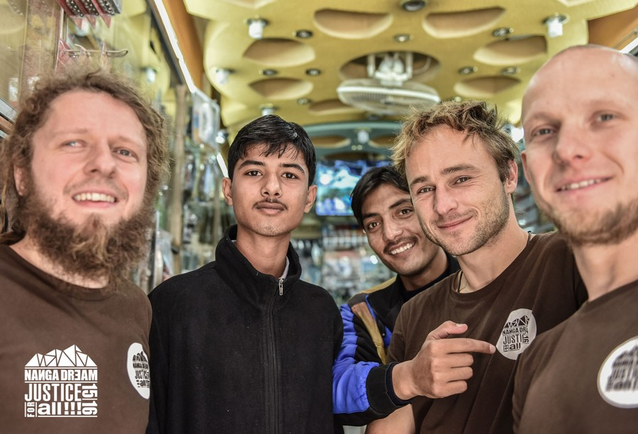 La expedición polaca Justice for All ya está en Pakistán